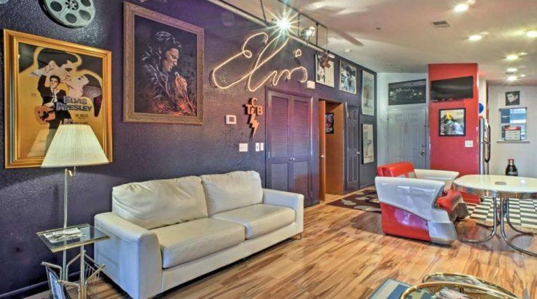 Branson King Resort King Condo 10