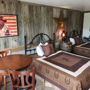 Branson King Resort John Wayne Room 3