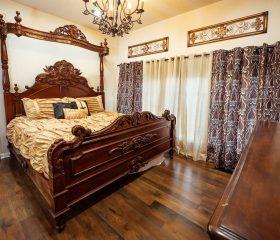 Branson King Resort King Condo 3