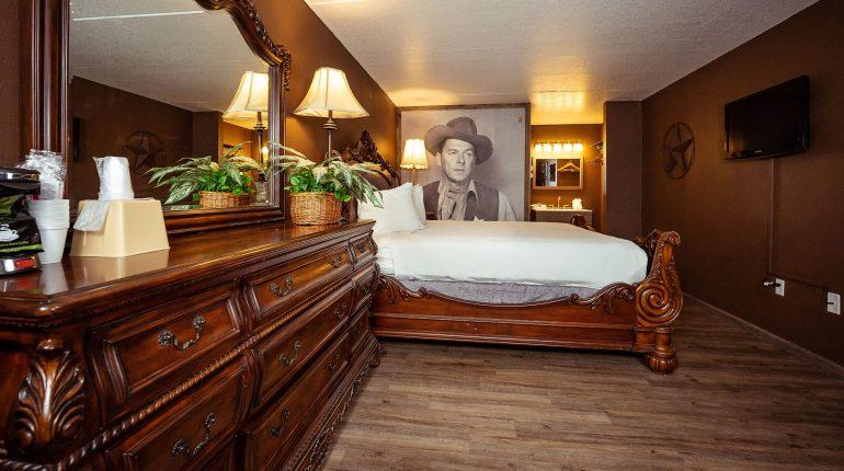 Branson King Resort Ronald Reagan Room 1